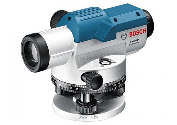 Фотографии Bosch GOL 20 D (0601068400)