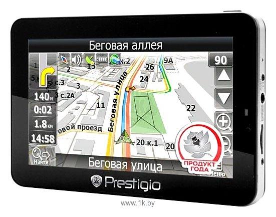 Фотографии Prestigio GeoVision 5700 HD