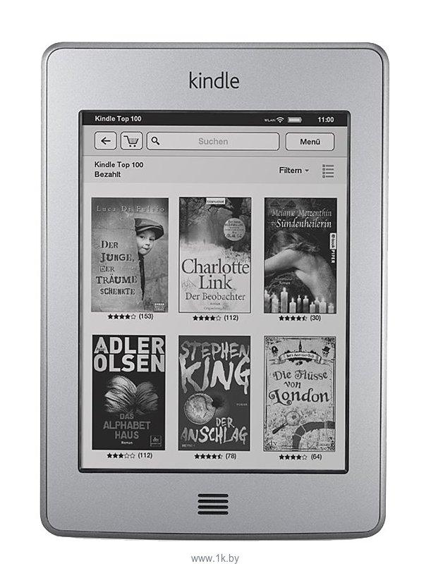 Фотографии Amazon Kindle Touch