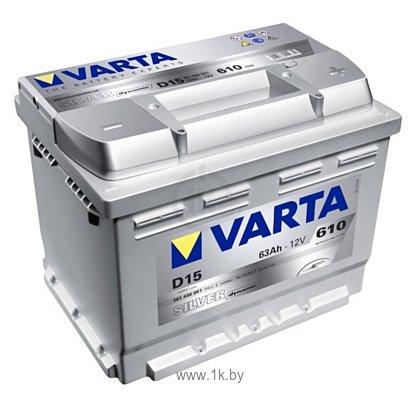 Фотографии VARTA SILVER Dynamic C6 552401052 (52Ah)