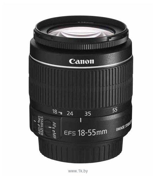 Фотографии Canon EF-S 18-55mm f/3.5-5.6 IS II