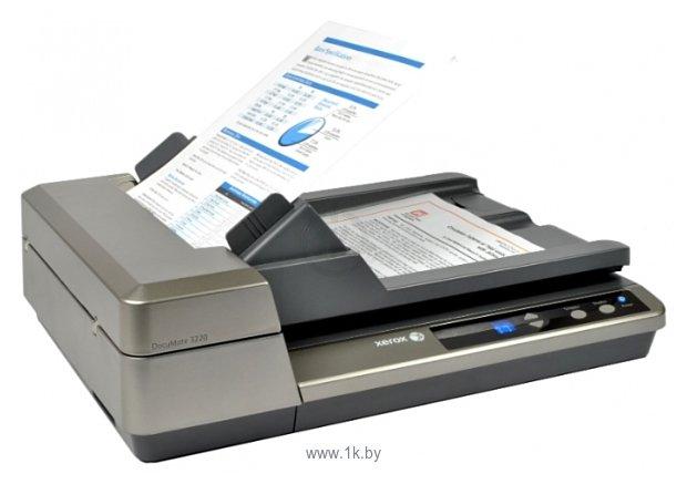 Фотографии Xerox DocuMate 3220