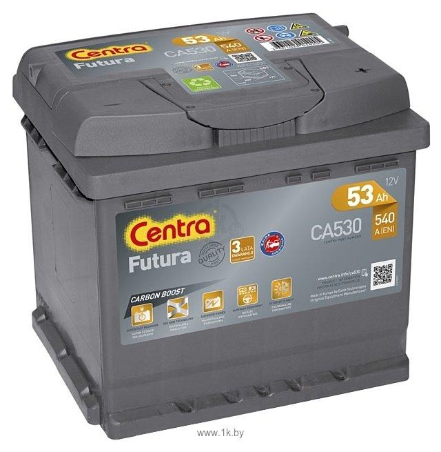 Фотографии Centra Futura CA530 (53Ah)