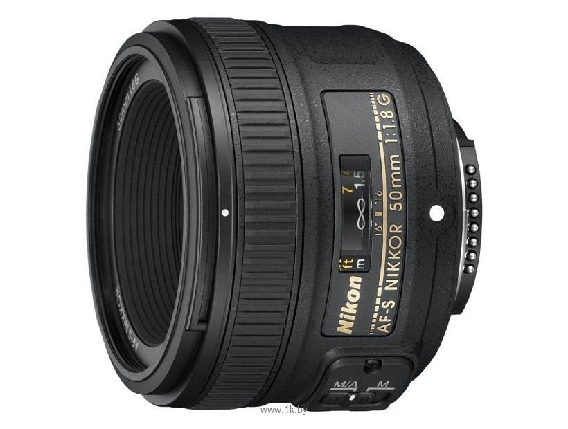 Фотографии Nikon 50mm f/1.8G AF-S Nikkor