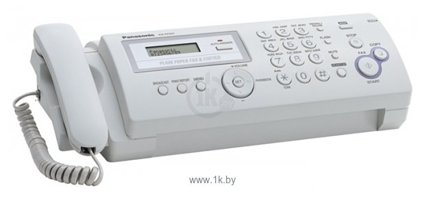 Фотографии Panasonic KX-FP206CX