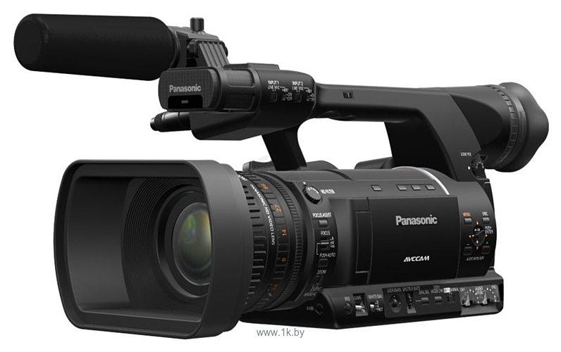 Фотографии Panasonic AG-AC160
