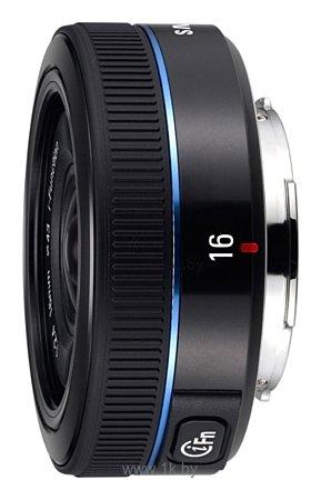 Фотографии Samsung 16mm f/2.4 (W16NB)