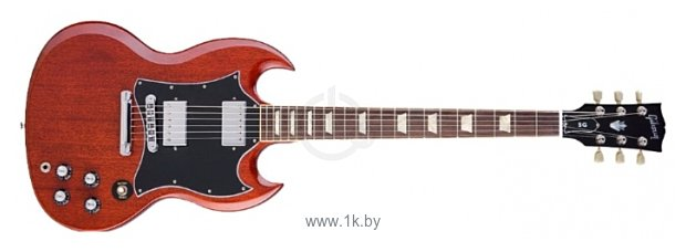 Фотографии Gibson SG Standard