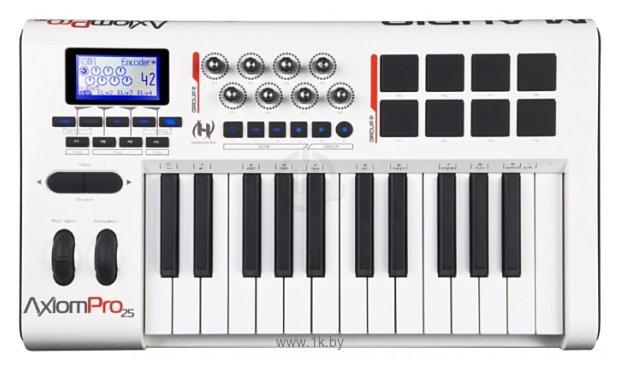 Фотографии M-Audio Axiom Pro 25