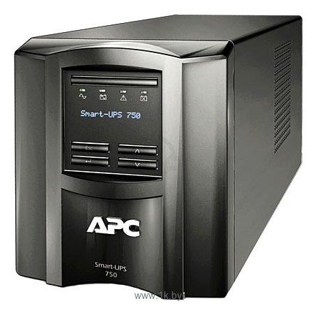 Фотографии APC Smart-UPS 750VA LCD 230V (SMT750I)