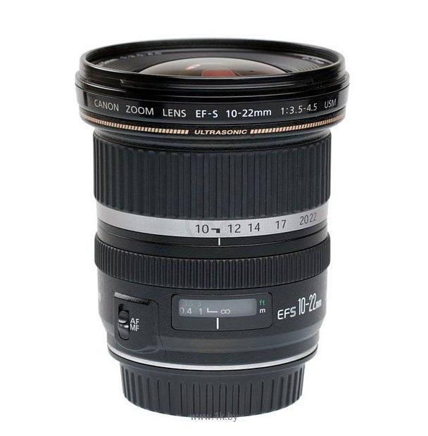 Фотографии Canon EF-S 10-22mm f/3.5-4.5 USM