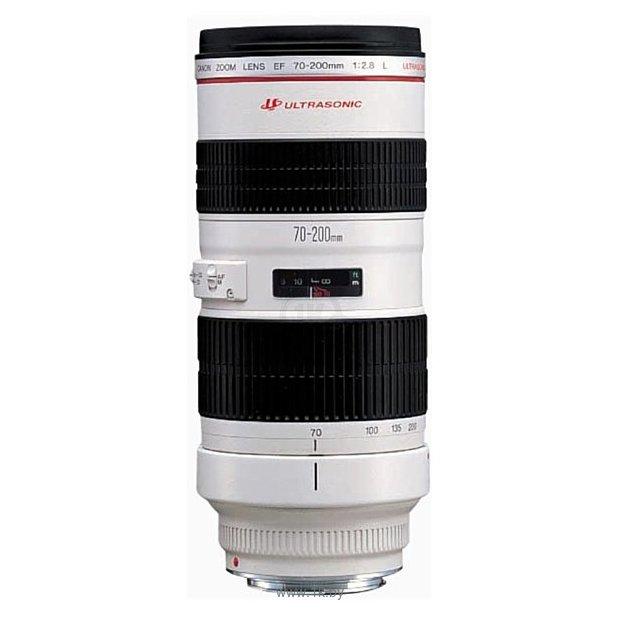 Фотографии Canon EF 70-200mm f/2.8L USM