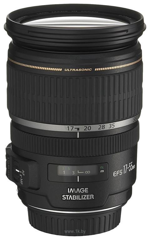 Фотографии Canon EF-S 17-55mm f/2.8 IS USM