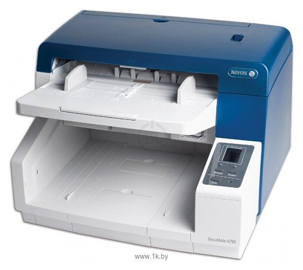 Фотографии Xerox DocuMate 4790