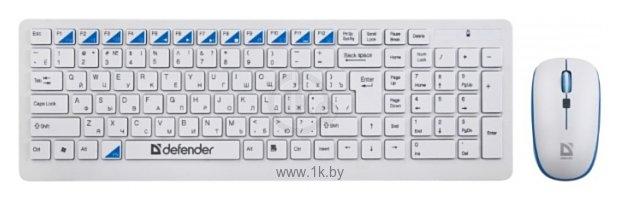 Фотографии Defender Skyline 895 Nano White USB