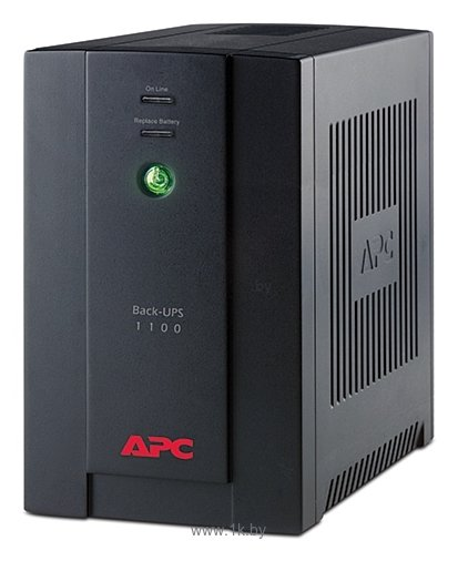 Фотографии APC Back-UPS 1100VA with AVR, Schuko Outlets for Russia, 230V (BX1100CI-RS)