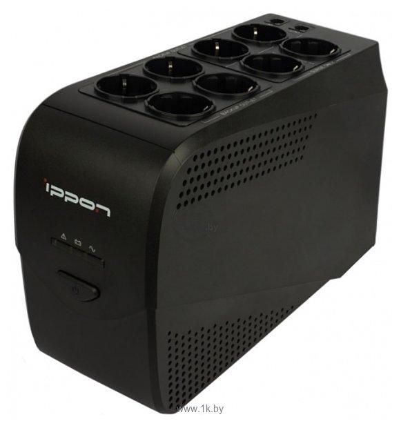Фотографии Ippon Back Comfo Pro 600 New