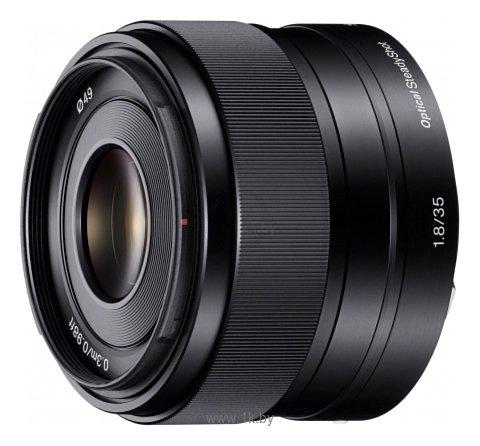 Фотографии Sony 35mm f/1.8 (SEL35F18)