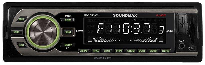 Фотографии SoundMAX SM-CCR3035 (2012)