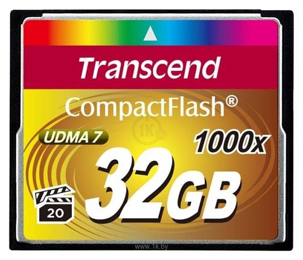 Фотографии Transcend TS32GCF1000