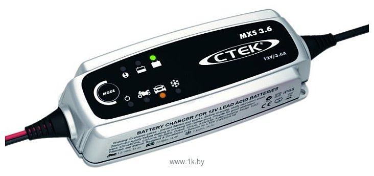Фотографии Ctek MXS 3.6