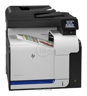 Фотографии HP LaserJet Pro 500 color MFP M570dn