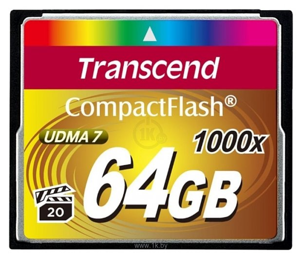 Фотографии Transcend TS64GCF1000