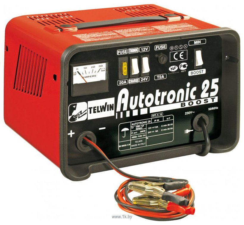 Фотографии Telwin Autotronic 25 Boost