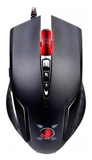 Фотографии A4Tech Bloody V5 game mouse Black USB