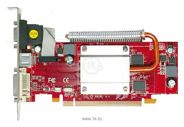 Com ATI Radeon X600 SE Video Card Computers
