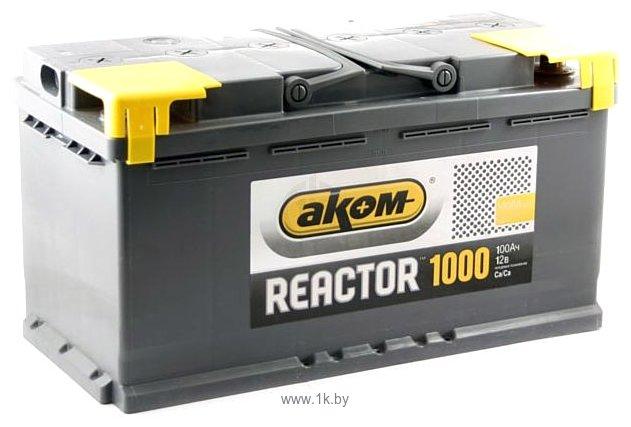 Фотографии Аком Reactor 6СТ-100 R (100Ah)