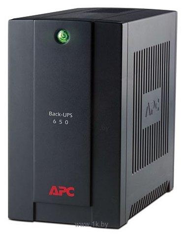 Фотографии APC Back-UPS 650VA AVR 230V CIS (BX650CI-RS)