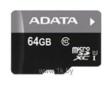 Фотографии ADATA Premier microSDXC Class 10 UHS-I U1 64GB