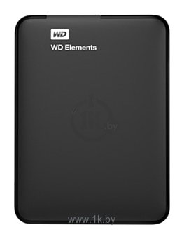 Фотографии Western Digital WD Elements Portable 2 TB (WDBU6Y0020BBK)