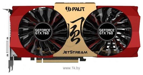 Фотографии Palit GeForce GTX 760 1072Mhz PCI-E 3.0 2048Mb 6200Mhz 256 bit 2xDVI HDMI HDCP