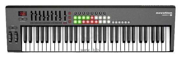 Фотографии Novation Launchkey 61