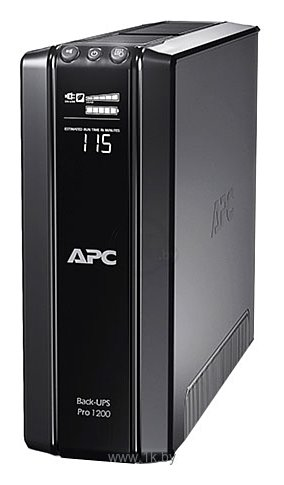 Фотографии APC Back-UPS Pro 1500VA, AVR, 230V (BR1500G-RS)