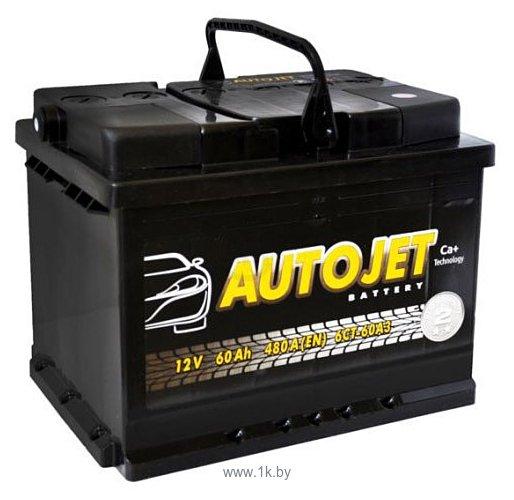 Фотографии Autojet L+ (60Ah)