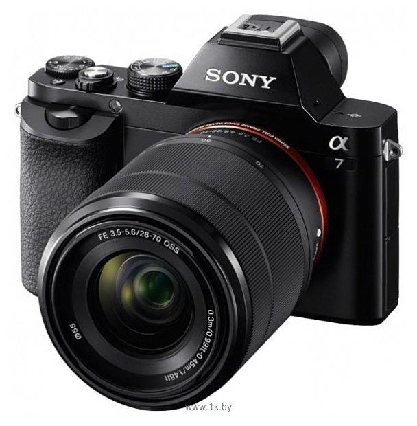 Фотографии Sony Alpha A7 Kit