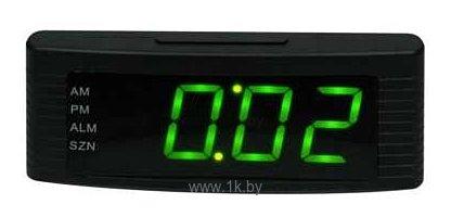Электронные часы, градусник, будильник, Alarm Clock 6870 цена 250 грн. . Большие электронные часы с