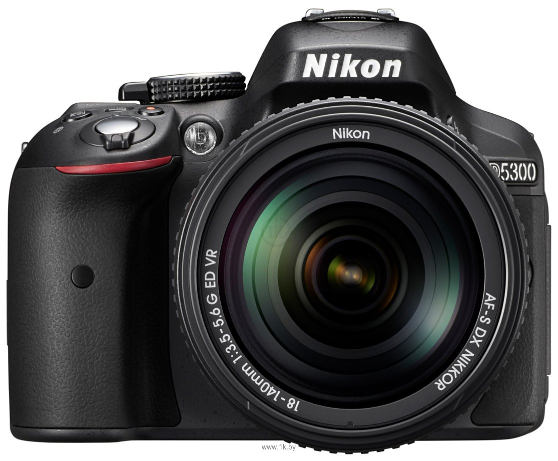 Фотографии Nikon D5300 Kit