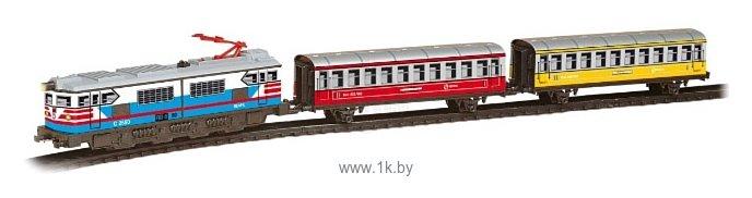 """Фотографии PEQUETREN Стартовый набор """"Passengers Train Colors"""" серия Classic 202"""