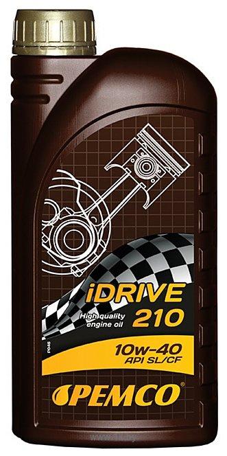 Фотографии Pemco iDRIVE 210 10W-40 API SL/CF 1л