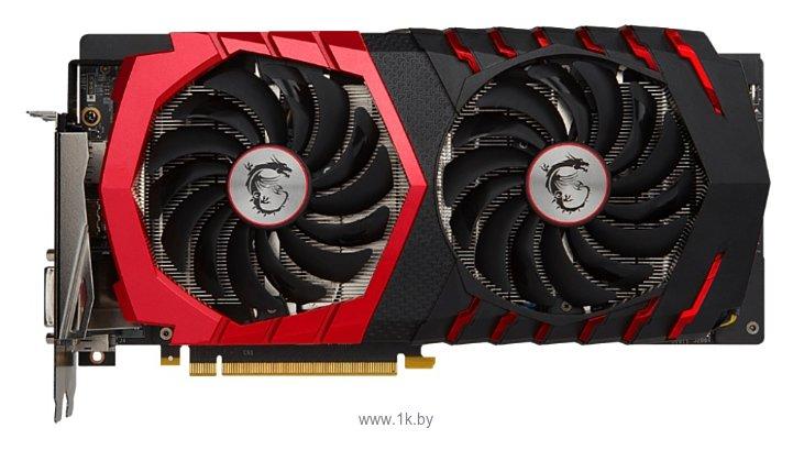 Фотографии MSI GeForce GTX 1060 1594Mhz PCI-E 3.0 6144Mb 9126Mhz 192 bit DVI HDMI HDCP GAMING X+