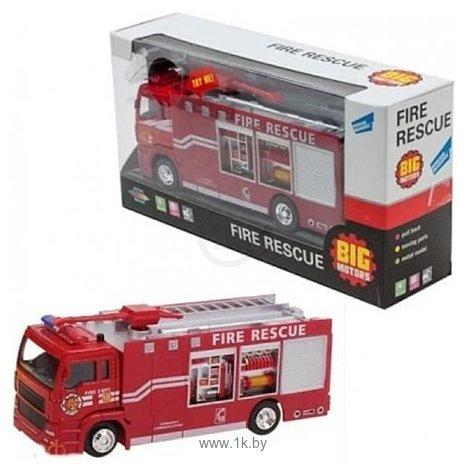 Фотографии Big Motors Пожарная JL81016