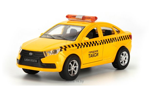 Фотографии Технопарк Lada Vesta Такси SB-16-40-T