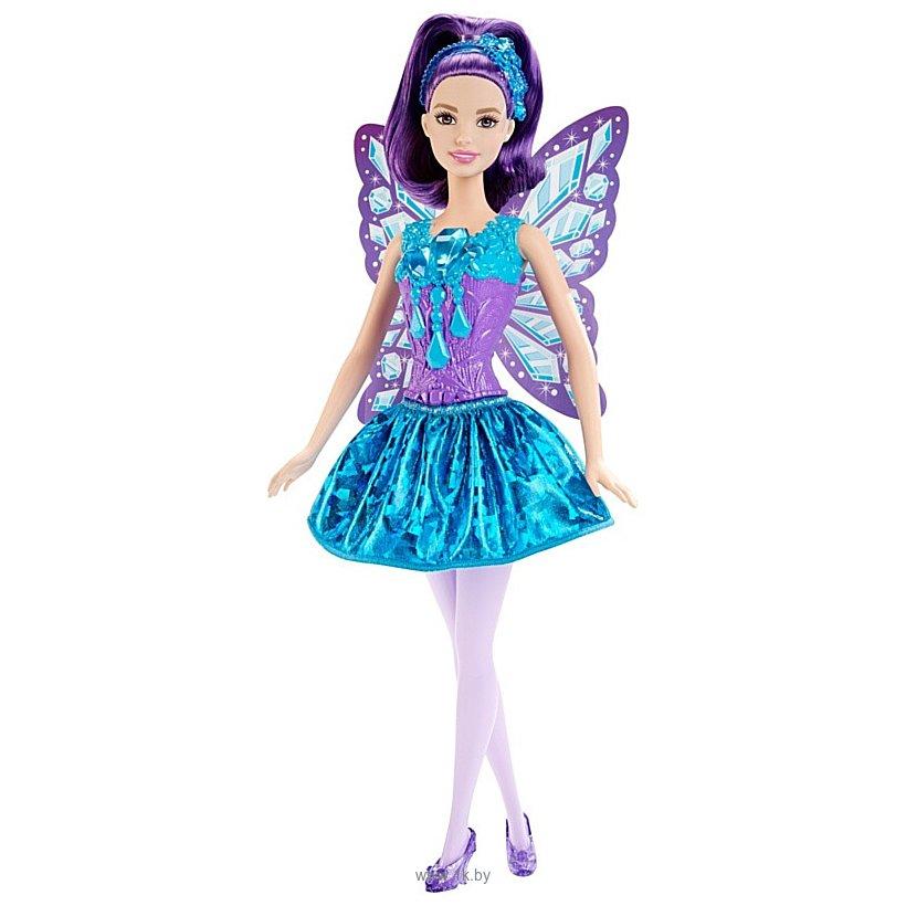 Фотографии Barbie Фея Fairy Gem Fashion (DHM50/DHM55)
