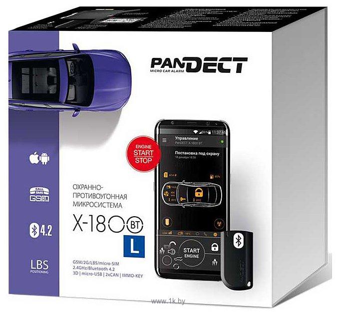 Фотографии Pandect X-1800L