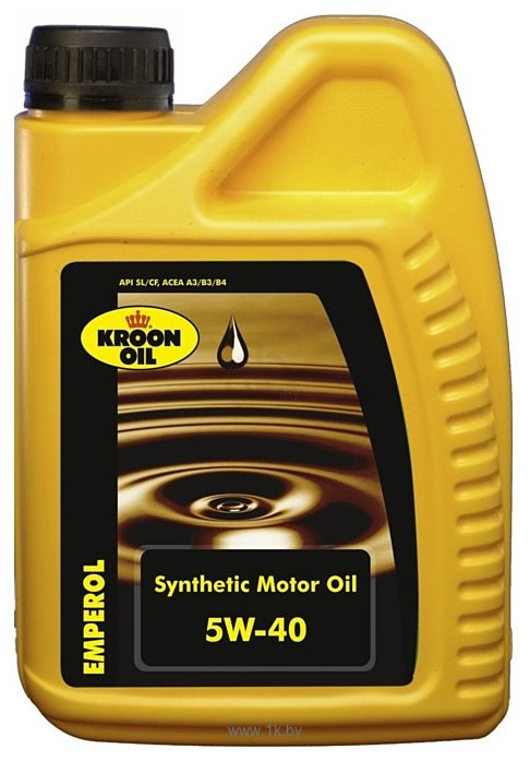 Фотографии Kroon Oil Emperol 5W-40 1л