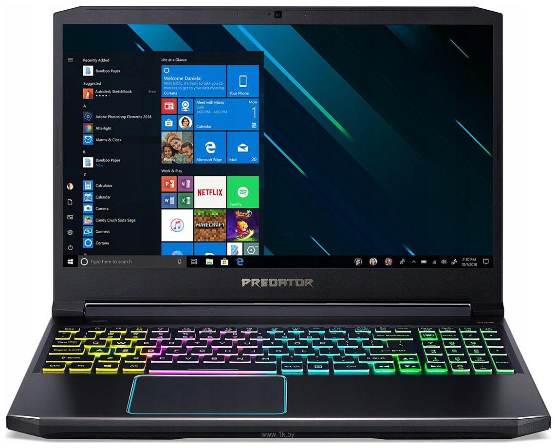 Фотографии Acer Predator Helios 300 PH315-52-72RG (NH.Q53AA.001)